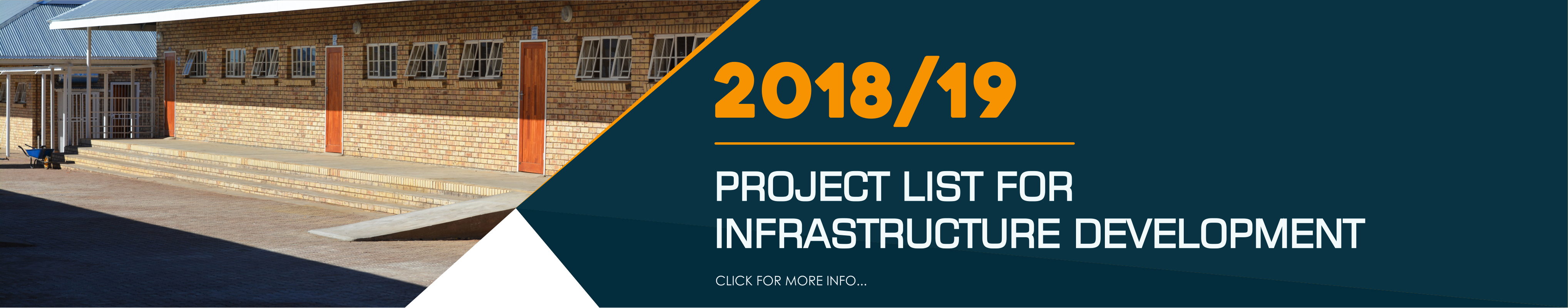 2018/19 Project List